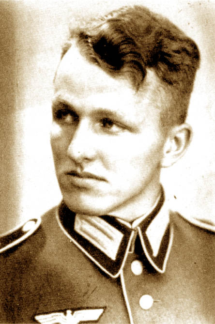 Wolfgang Wagner, grandson of Richard Wagner, in Nazi uniform, 1939
