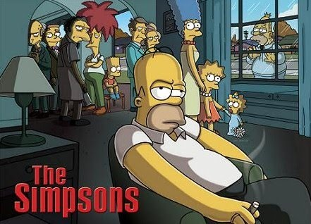 The Simpsons as The Sopranos