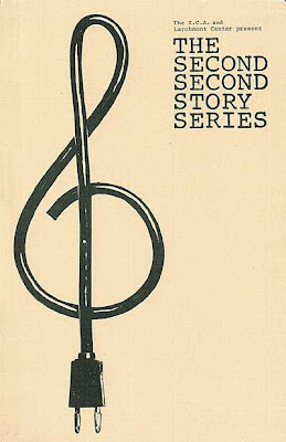 program booklet cover for The Second Second Story Series Independent Composers Association 1978