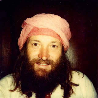 Terry Riley in 1978 - Portrait by Rob Jacobs