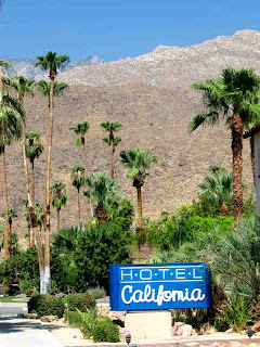 Hotel California - Palm Springs CA