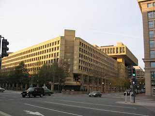 The J.Edgar Hoover Building in Washington DC