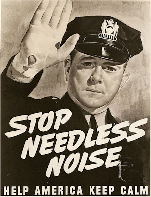 Stop Needless Noise - Help America Keep Calm