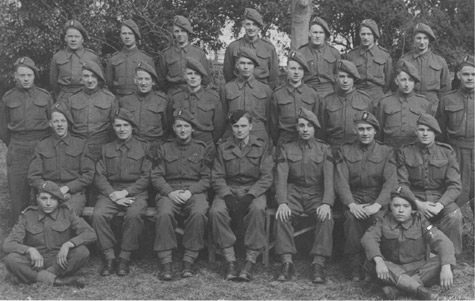 2nd Battalion Royal Ulster Rifles in WW2: Gallery