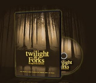 Twilight in Forks : The Saga of The Real Town