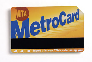 metrocard Chance Encounters (and Drinks to Follow)
