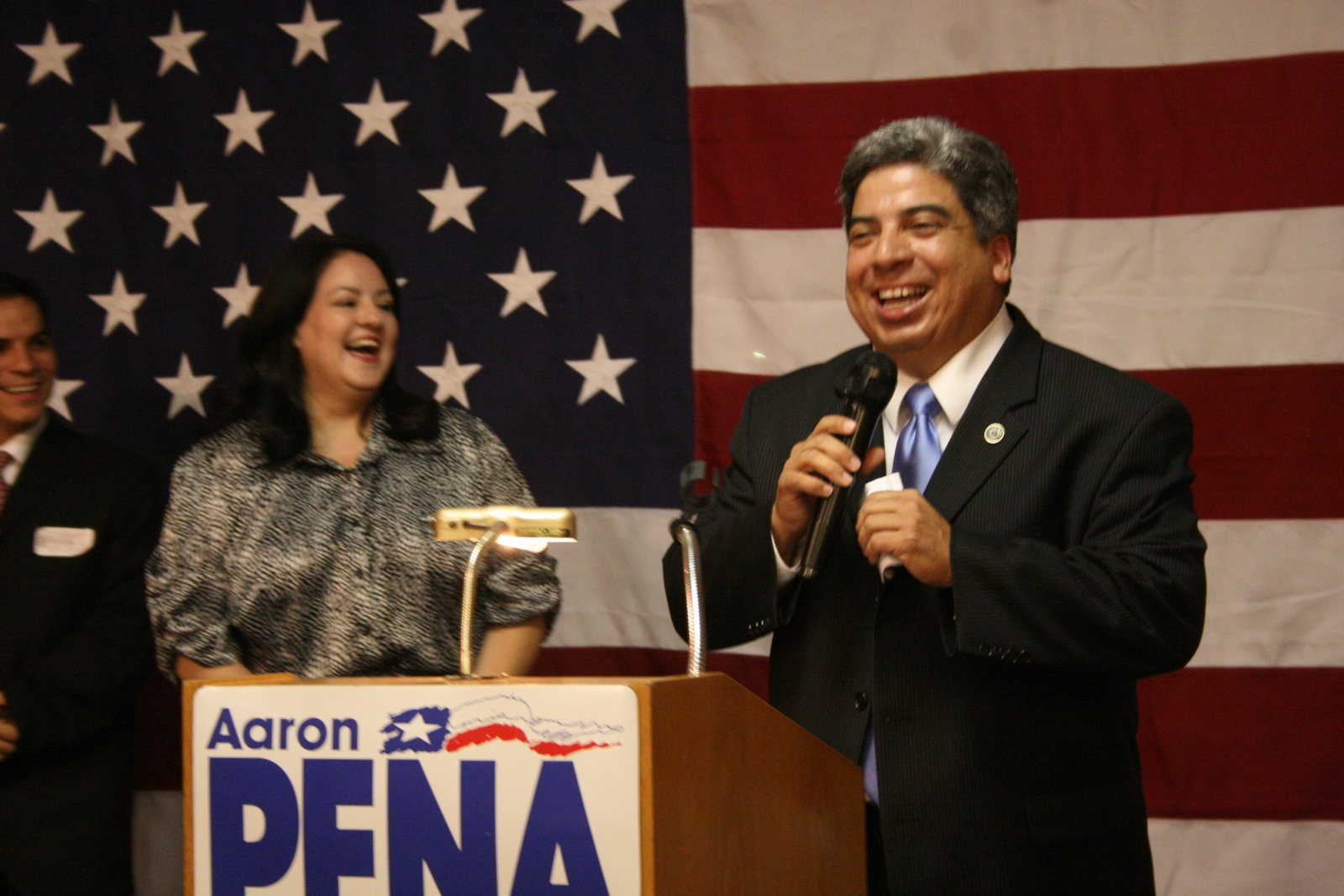 Rep Pena Reelection