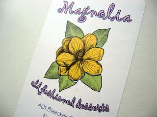magnolia bakery cake box