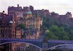 Edimburgo y sus castillos