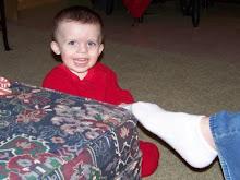My Grandson Cameron