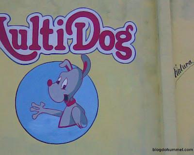 Cachorro sem um braço e com a mão esmagada e rindo