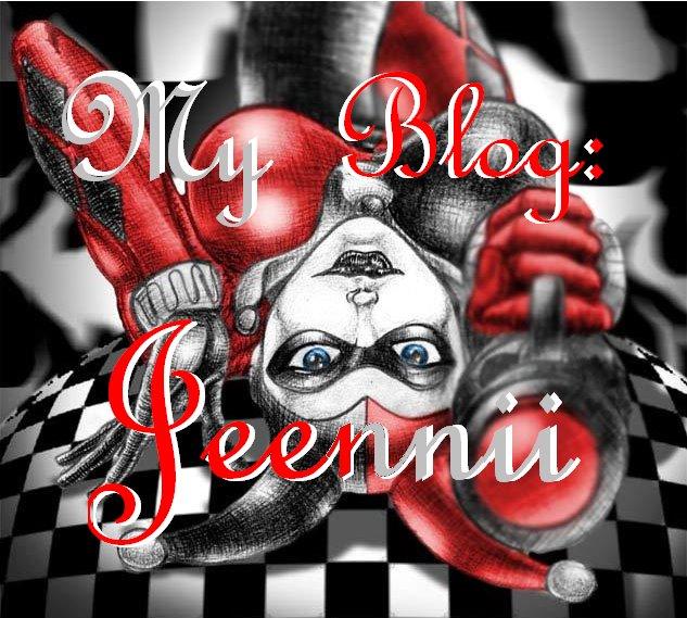 Blog  da Jenni