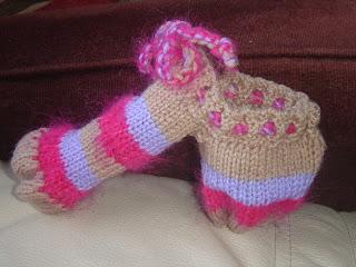 Enthusiastic crochetoholic