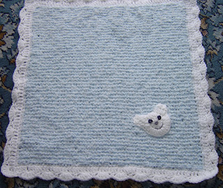 BOUCLE YARN BABY BLANKET PATTERN Sewing Patterns for Baby