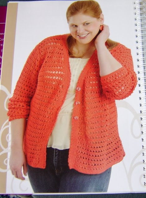 Crochet Patterns Plus Size : Enthusiastic crochetoholic: Plus size Crochet - Part Two