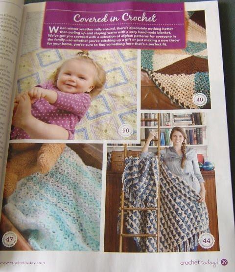 Enthusiastic Crochetoholic Crochet Today Nov Dec Issue