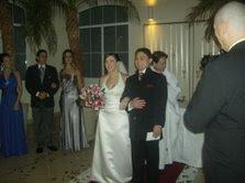 CASAMENTO FABIANA & THOMAZ
