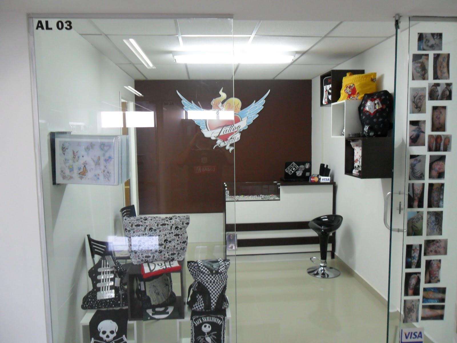 Alli tattoo studio rua do ros rio centro ponta for Studio 42 tattoo