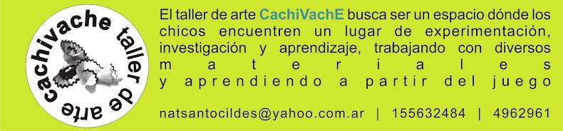 taller de arte  CacHiVacHe