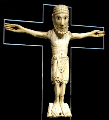 Cristo de Carrizo original