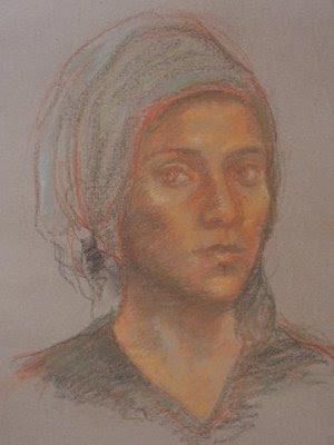 retrato-a-pastel-Lucie-Geffre