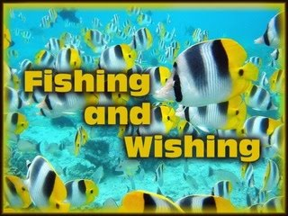 Fishing and Wishing: Blog Giveaways!