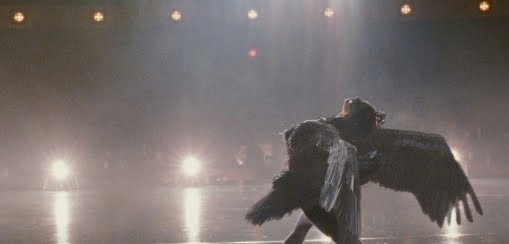 Natalie Portman Black Swan Transformation Scene. over Natalie Portman#39;s