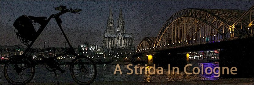 A Strida In Cologne