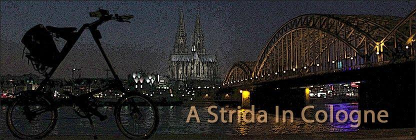 A Strida In Cologne