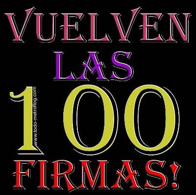 100 FIRMAS