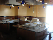 Hibachi Express-Construction of Habachi Tables