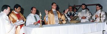 Primera Misa 8 de junio de 1991