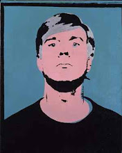 Andy Warhol: Self-Portrait, 1964