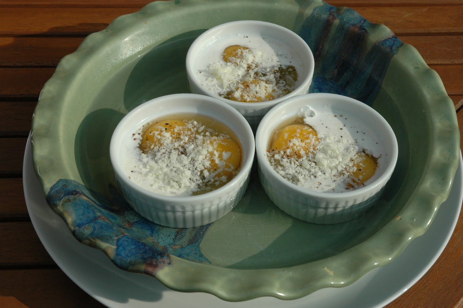 Smart Cooking: Sunday Brunch ~ Dutch Baby & Eggs en Cocotte