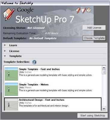 licence key sketchup pro 2017