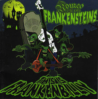 Romeo & The Frankensteins - This Is Frankenbilly