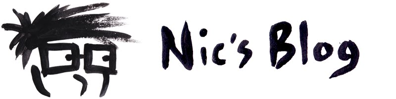 Nic's Blog