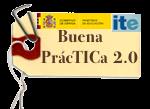 NUESTRO BLOG TIENE LA ETIQUETA  BUENA PRÁCTICA TIC 2.0
