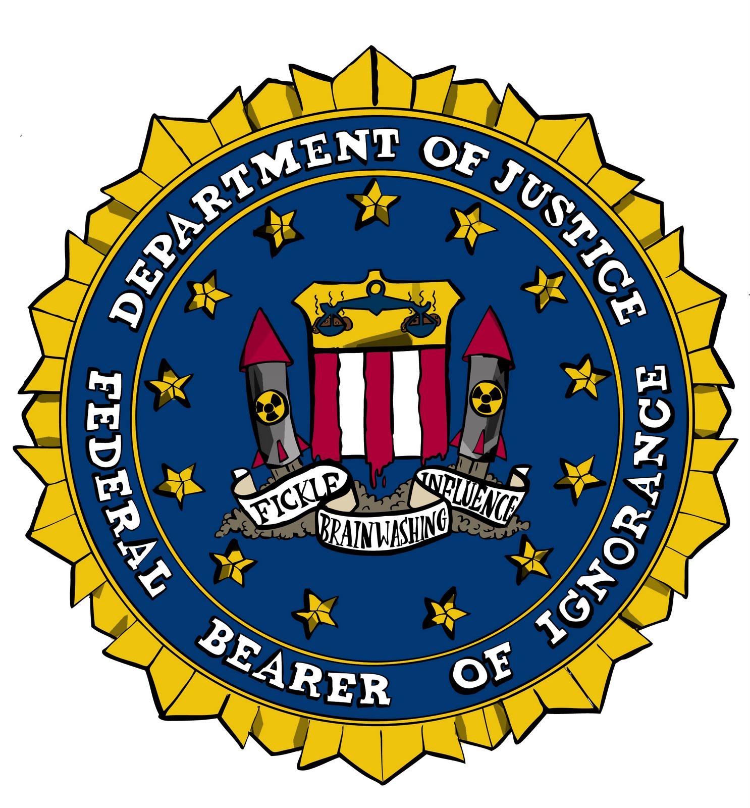 Fbi Logo I felt...
