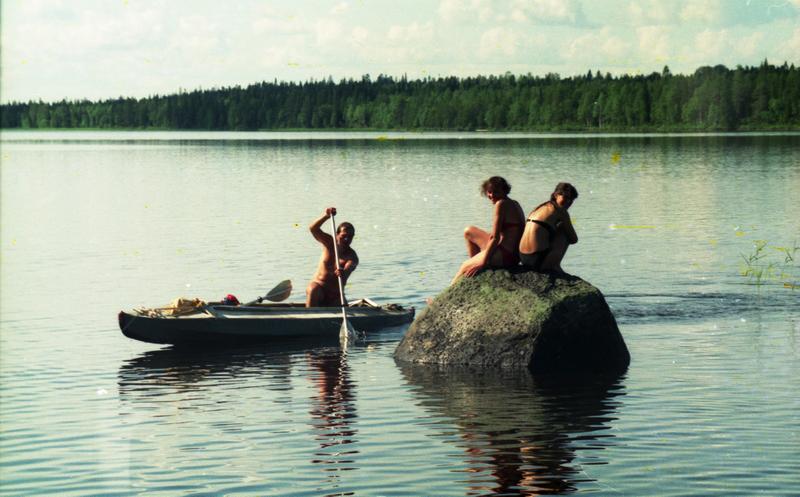 рыбалка в карелии с озерами и дорогами