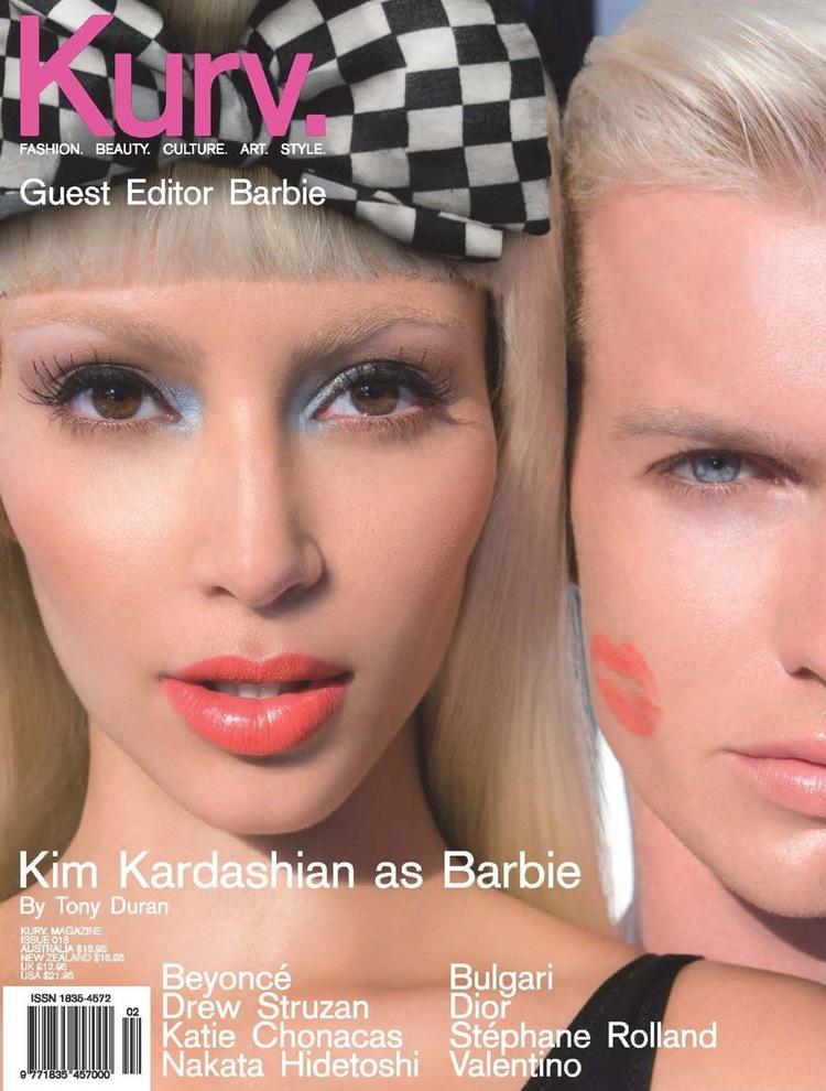 kim kardashian w cover pictures. Kim Kardashian is one smart
