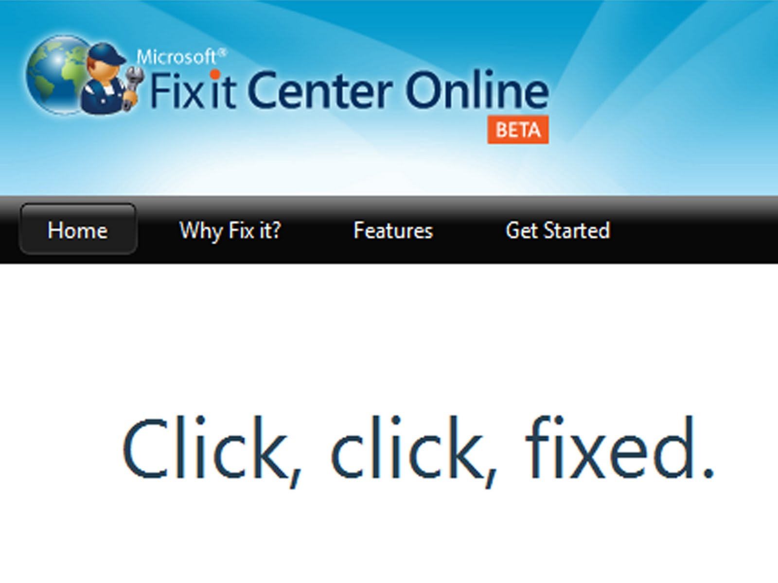 Microsoft Fix It Center >> The Greater Truth Microsoft Fix It Center
