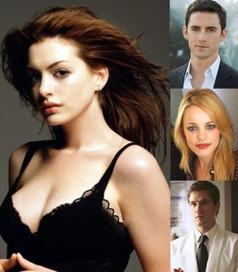 Ryan of Sorta That Guy led with Anne Hathaway as Julianne Potter,