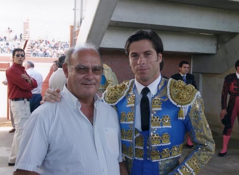 Fotos con Taurinos.