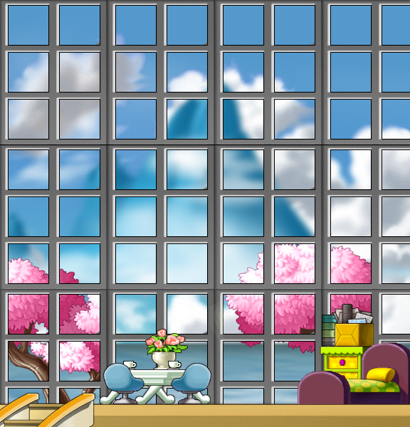 Maplestory Backgrounds Bedroom