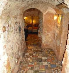 Salle en sous-sol