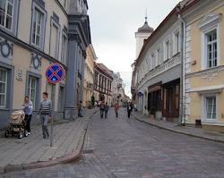 La vieille ville en 2010