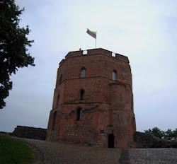 La tour de Gediminas