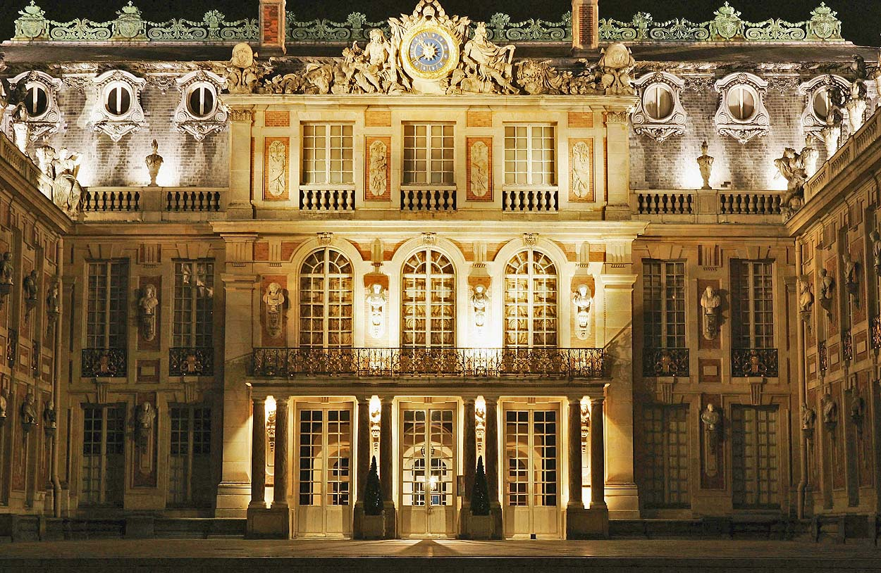 Living livelier versailles and the hotel de l 39 orangerie for French baroque characteristics