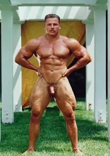 steve naked hanson Boyd sterling